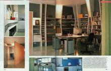Bildergalerie: Innenarchitektur (In Assistenz bei Reimón Solà, Barcelona 2001) - Doppelseite 2